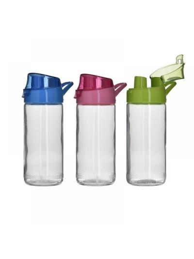 INART Παγούρι πλαστικό 500ml  6-60-805-0069 6-60-805-0069