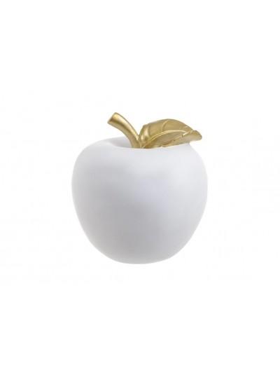 Επιτραπέζιο Διακοσμητικό Μήλο INART Κωδικός: 3-70-211-0055 Διαστάσεις: 17Χ17Χ18 Εκατοστά