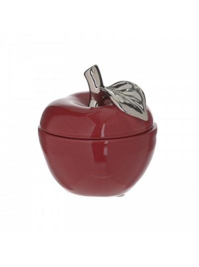 Δοχείο Μήλο 11Χ11Χ12 Εκατοστά