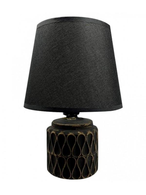 Επιτραπέζιο Φωτιστικό Κεραμικό Καφέ Χρυσό Κωδικός: 05-950-2743 14Χ20εκ 30Χ20εκ καπέλο