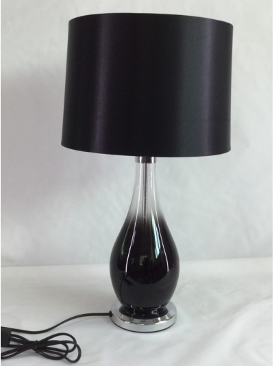 ORIANA FERELLI Table Lamp 53cm LK-17108/BLACK
