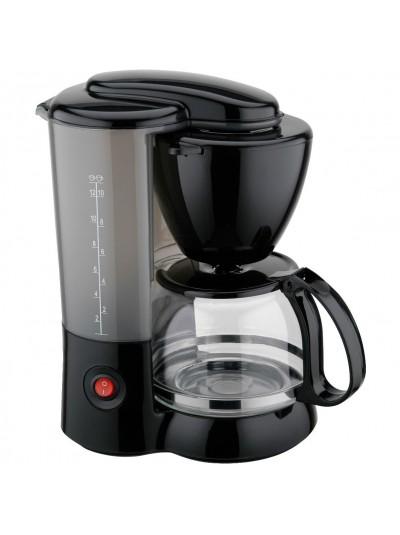 Καφετιέρα Φίλτρου Ηλεκτρική TNS Μαύρη 800 Watt Κωδικός: 35-950-0735 Χωρητικότητα: 1,2 Λίτρα