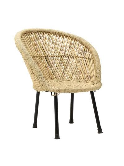 INART Καρέκλα Μπαμπού Natural Κωδικός: 3-50-492-0006