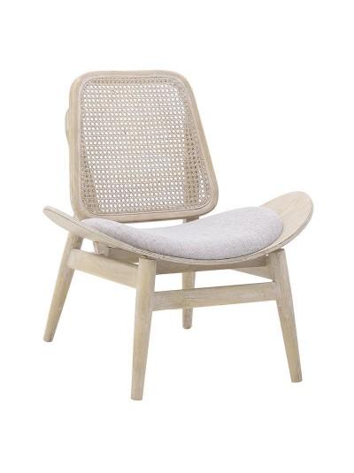 INART Ξύλινη Καρέκλα Natural Κωδικός: 3-50-941-0005