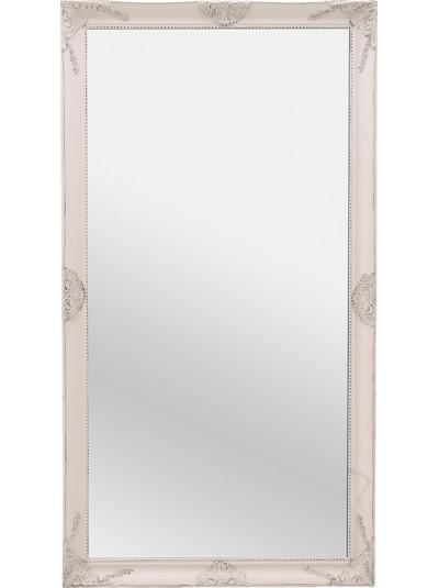 Καθρέπτης Τοίχου Polyresin INART Αντικέ Εκρού Κωδικός: 3-95-261-0137 Διαστάσεις: 94Χ6Χ174 Εκατοστά
