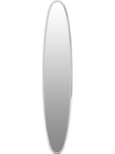 Καθρέπτης Τοίχου INART Ξύλινος Ασημί Κωδικός: 3-95-297-0016 Διαστάσεις: 22Χ3,5Χ125 Εκατοστά
