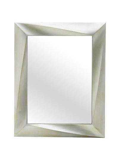 INART Πλαστκός Καθρέπτης Τοίχου Ορθογώνιος Αντικέ Σαμπανί Κωδικός: 3-95-925-0011 Διαστάσεις: 60Χ75 Εκατοστά