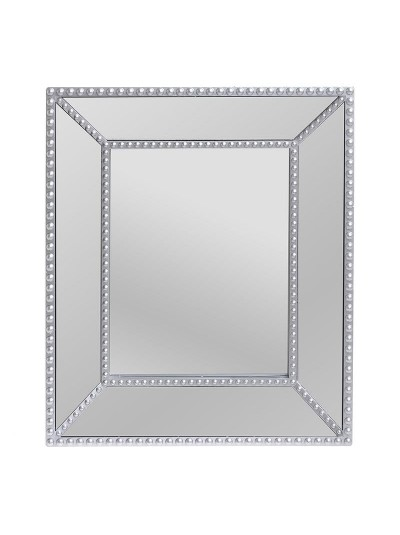 INART Καθρέπτης Τοίχου 3-95-956-0009 35εκ x 5εκ x 37εκ 3-95-956-0009