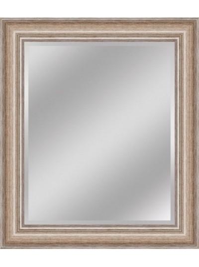 Kαθρέπτης με Πλαίσιο Xρυσό ORIANA FERELLI Κωδικός: HO3037050060 Διαστάσεις: 50Χ60 Εκατοστά