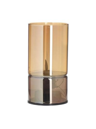 Κερί LED INART Κωδικός: 3-80-311-0001 Διαστάσεις:  8Χ8Χ15 Εκατοστά