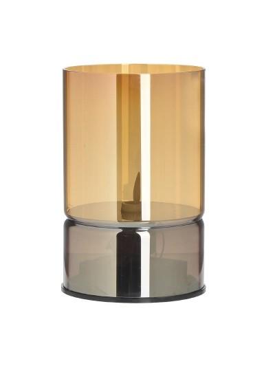Κερί LED INART Κωδικός: 3-80-311-0002 Διαστάσεις:  10Χ10Χ15 Εκατοστά
