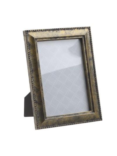 INART Πλαστική Κορνίζα 10Χ15 Αντικέ Χρυσό Κωδικός: 3-30-452-0001