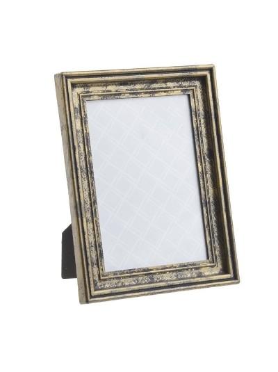 INART Πλαστική Κορνίζα 10Χ15 Αντικέ Χρυσό Κωδικός: 3-30-452-0007