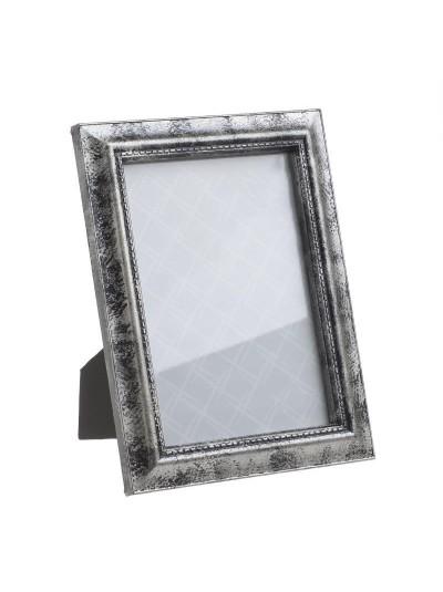 INART Πλαστική Κορνίζα 10Χ15 Αντικέ Ασημί Κωδικός: 3-30-452-0010