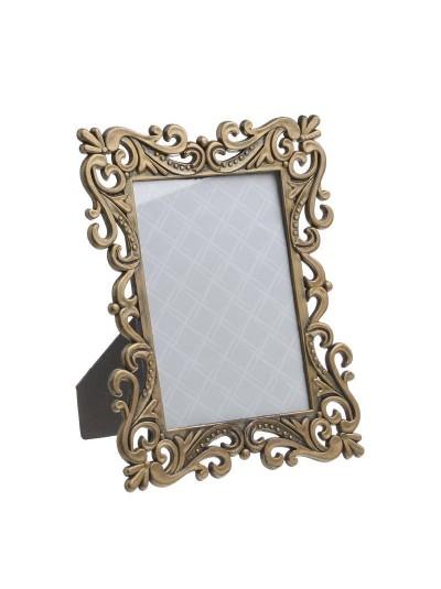 INART Πλαστική Κορνίζα 10X15 Αντικέ Χρυσή Κωδικός: 3-30-452-0013