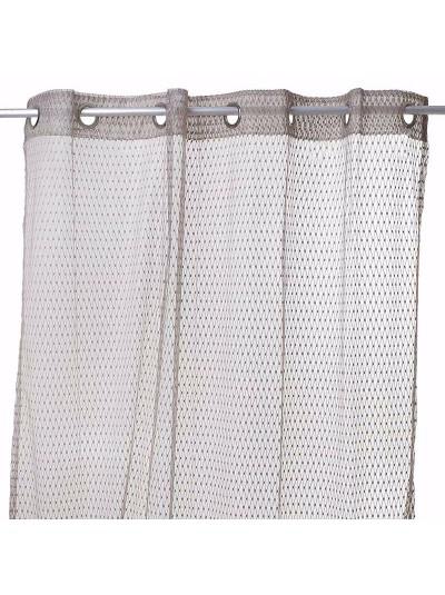 INART Κουρτίνα Υφασμάτινη Καφέ 140Χ280 Κωδικός: 3-40-897-0010