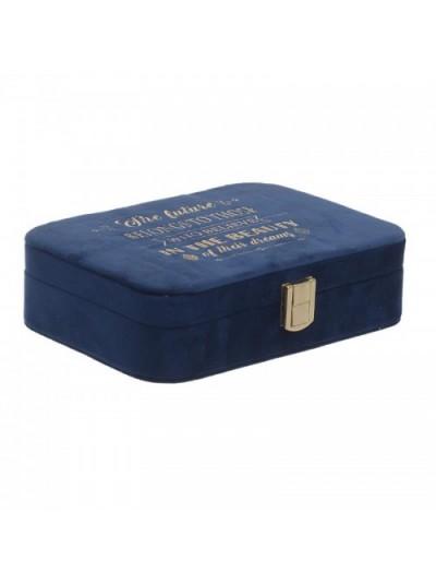 Βελούδινη Κοσμηματοθήκη INART Κωδικός: 3-70-104-0774