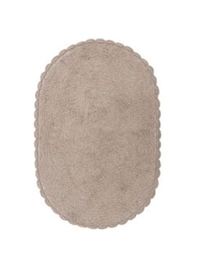 Πατάκι Μπάνιου Μπεζ Inart  Κωδικός: 6-40-803-0010 Διαστάσεις: 50x70 Εκατοστά