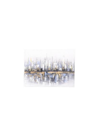 Πίνακας Town FYLLIANA Κωδικός: 148-91-030 Διαστάσεις: 60Χ80 Εκατοστά