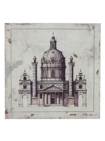 Πίνακας Printed 3-90-271-0003 Διαστάσεις (ΜΠΥ)60εκ x 3εκ x 60εκ