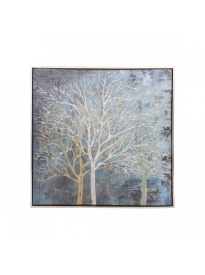 Πίνακας Tree FYLLIANA Κωδικός: 373-92-037 Διαστάσεις: 60Χ60 Εκατοστά