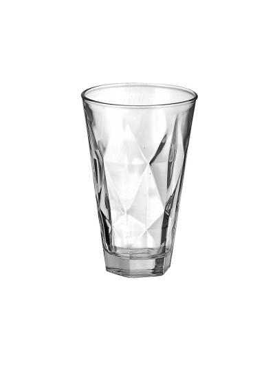 """Σετ 3 ποτήρια σωλήνα κωνικά """"Daimont"""" 410ml. Κωδικός: 03-950-2457"""