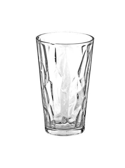 Σετ 3 ποτήρια σωλήνα ανάγλυφα 450ml. Κωδικός: 03-950-3463