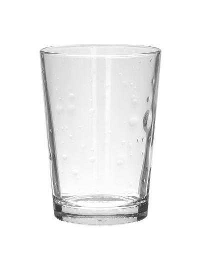 INART Ποτήρι Νερού Σετ Των 3 Γυάλινο Διάφανο Κωδικός: 6-60-221-0009