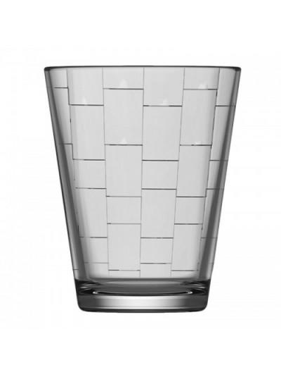 Ποτήρι Νερού Σετ Των 3 Διάφανο INART Κωδικός: 6-60-221-0016