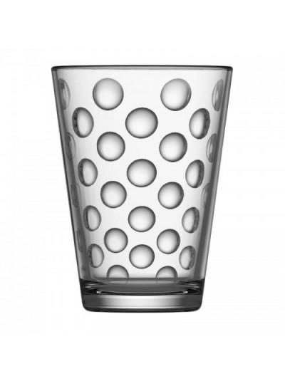 Ποτήρι Νερού Σετ Των 3 Διάφανο INART Κωδικός: 6-60-221-0017