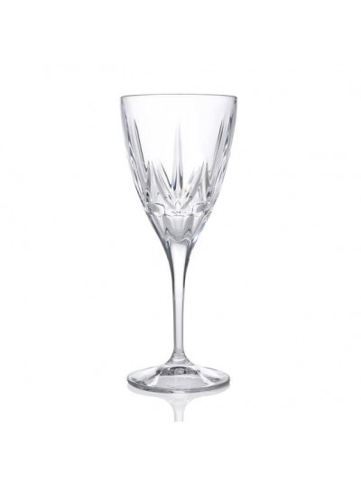 RCR Κρυστάλλινο Ποτήρι Κρασιού Chic 360ml Σετ Των 6