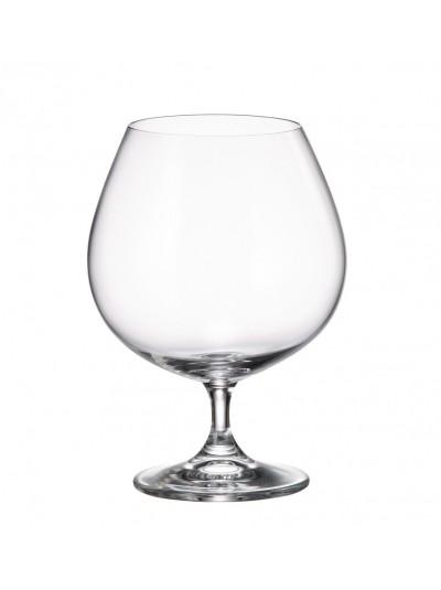 BOHEMIA CRYSTAL COLIBRI Κρυστάλλινο Ποτήρι Μπράντυ - Κονιάκ 690ml