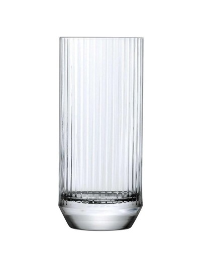 NUDE GLASS Big Top Σετ 6 Ποτήρια Σωλήνα Κωδικός: 1161384 Χωρητικότητα: 340 ml