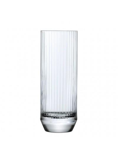 NUDE GLASS Big Top Σετ 6 Ποτήρια Σωλήνα Κωδικός: 1161384 Χωρητικότητα: 430 ml