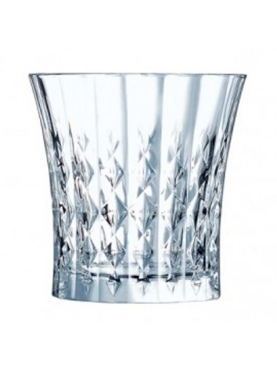 """Σετ 6 Τεμάχια Κρυστάλλινα Ποτήρια Ουίσκι """"Lady Diamond"""" Eclat 26cl"""