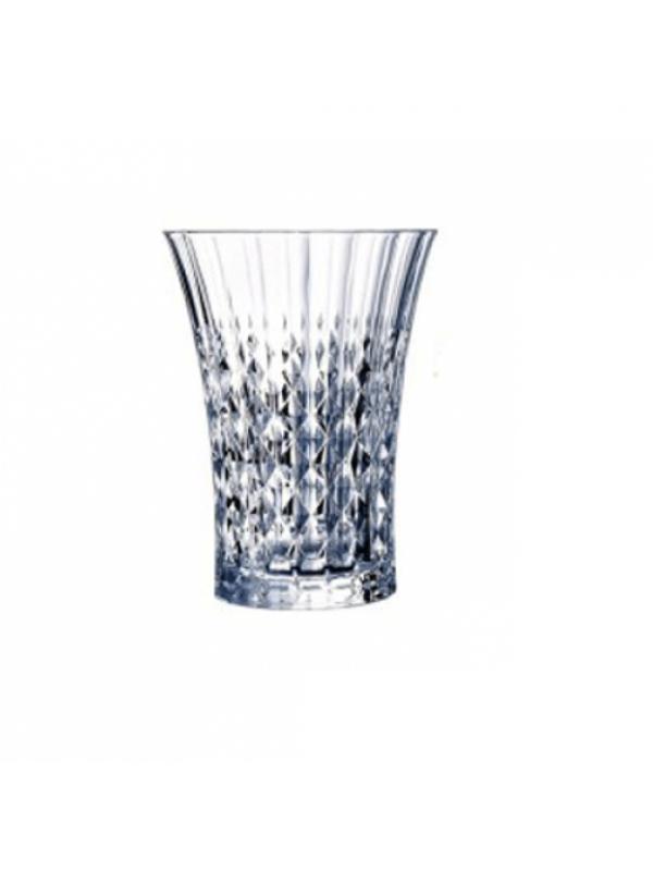 """Σετ 6 Τεμάχια Κρυστάλλινα Ποτήρια Σωλήνας  Νερού """"Lady Diamond"""" Eclat 36cl"""
