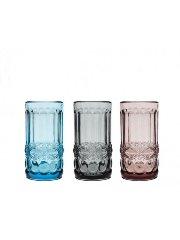 Σετ 6 Ποτήρια Νερού 325 Ml Accent Zuma