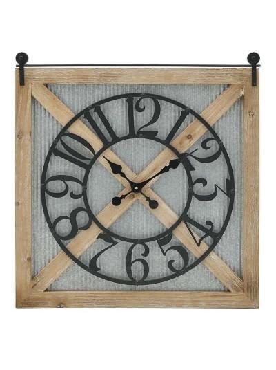 Ρολόι Τοίχου 3-20-773-0348 3-20-773-0348
