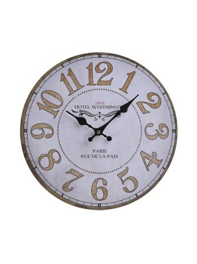 Ρολόι Τοίχου 3-20-773-0351 3-20-773-0351