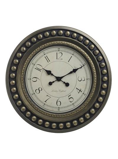 Ρολόι Τοίχου INART Κωδικός:  3-20-864-0097 Διαστάσεις: 51X51X5 Εκατοστά