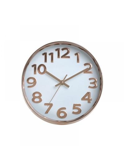 Inart Ρολόι Τοίχου  6-20-284-0002