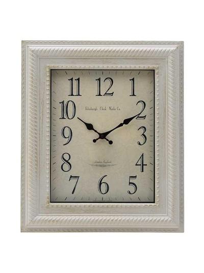 INART Ρολόι Τοίχου Πλαστικό Αντικέ Εκρού Κωδικός: 3-20-925-0011 Διαστάσεις: 43Χ6Χ51 Εκατοστά