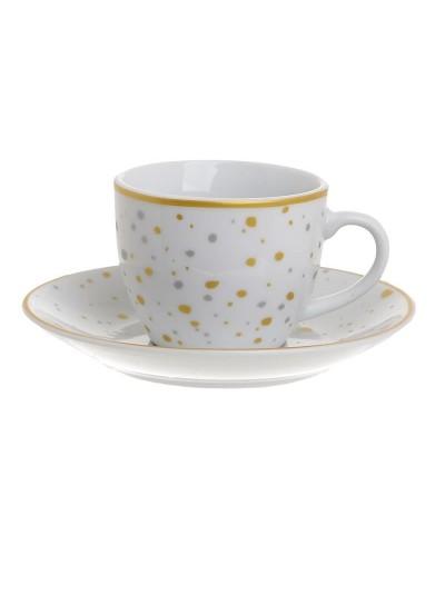 INART Σετ Καφέ 6 Τεμαχίων Κωδικός: 3-60-432-0010