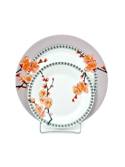 Σετ Πάστας 7 Τεμαχίων Ροζ Λουλούδι FYLLIANA Κωδικός: 04-26-108
