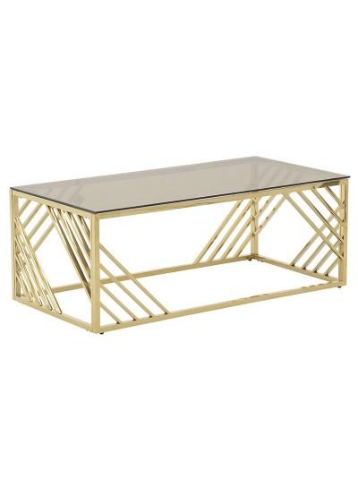 Τραπέζι Σαλονιού INART Κωδικός: 3-50-529-0019 Διαστάσεις: 120Χ60Χ45 Εκατοστά