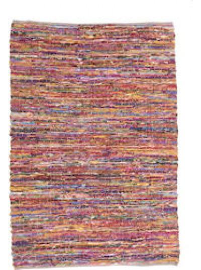Χαλί Γιούτας/Βαμβακερό 120Χ180