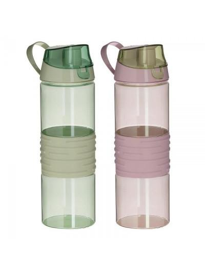 INART Παγούρι Νερού Πλαστικό 750ml 3 Χρώματα Κωδικός:  6-60-805-0062