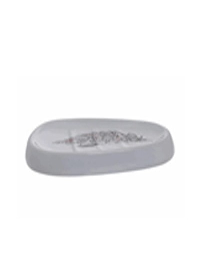 INART Σαπουνοθήκη Κεραμική Boho Κωδικός: 6-65-508-0006 Διαστάσεις: 12Χ10Χ2,5 Εκατοστά