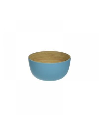 INART Μπωλ Μπαμπού Γαλάζιο 11,5Χ6εκ. Κωδ: 6-60-066-0005