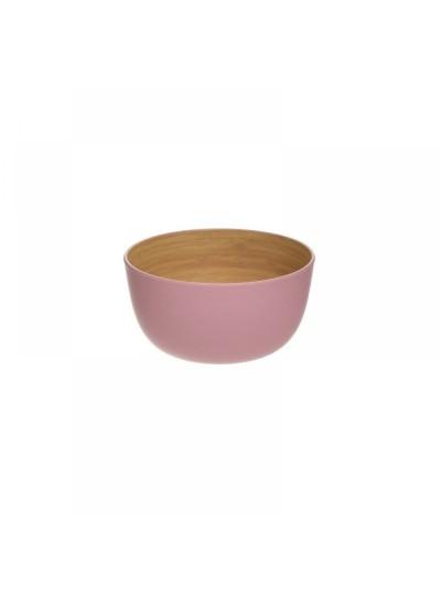 INART Μπωλ Μπαμπού Ροζ 11,5Χ6εκ. Κωδ: 6-60-066-0006
